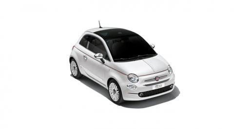 限定車「Fiat 500 / 500C Dolcevita」発売