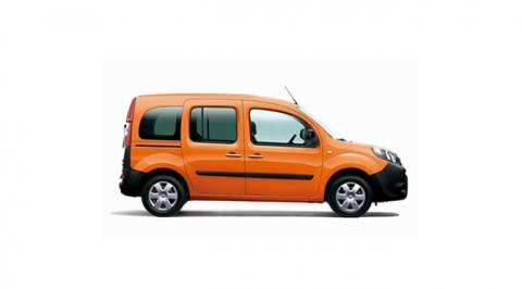 色彩豊かな5色のカングー限定車「パナシェ」を発売